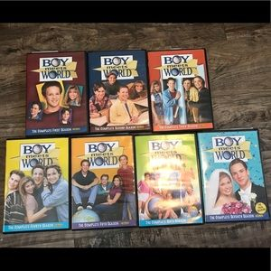 Other - Boy Meets World Complete Series
